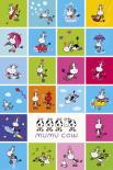 Mumu Cow - Collage