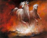 Wild Horses II - Willem Haenraets
