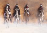 Les Cavaliers de l´Aube