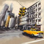 New York - Feu Rouge I