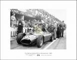 British Grand Prix at Silverstone, 1956