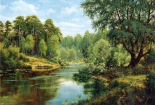 Russian Landscapes I