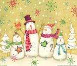 Snowman Family Nb