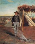 Portrait Of Albert Post