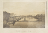 Pont du carrousel Paris - Anne Waltz