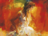 Young Girl I - Willem Haenraets