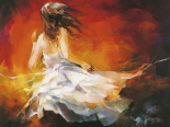 Young Girl II - Willem Haenraets