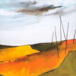 Fascinating landscape VI - Emiliana Cordaro