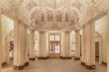 Villa Baroque- acrylic