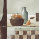 Still Life In Grey I - Franz Heigl