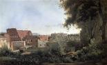 Colosseum Seen Through The Farnese Gardens