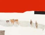 La route du désert III