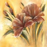 Fleur brune I - Isabelle Zacher-Finet