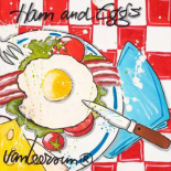 Ham and eggs - El van Leersum