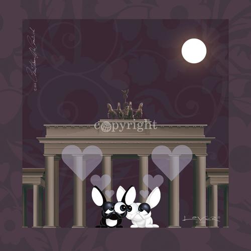 Lover by Lover - Berlin by Night