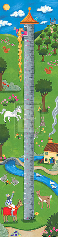 Rapunzel Growth Chart