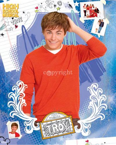 High School Musical - 2 Troy