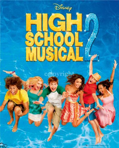 High School Musical - 2