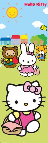 Hello Kitty - picnic