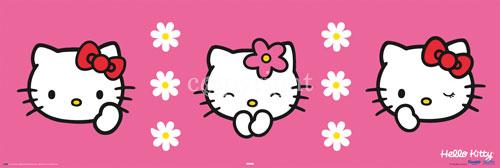 Hello Kitty - 3 landscape