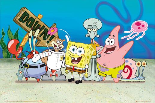 Sponge Bob - Cast