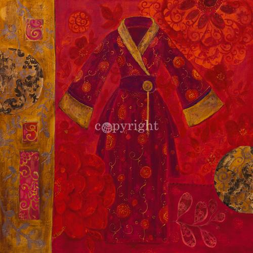 Pr�cieux Kimono