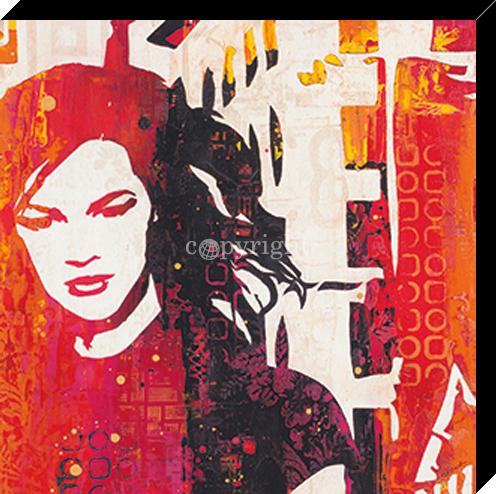 Urban Girl Detail