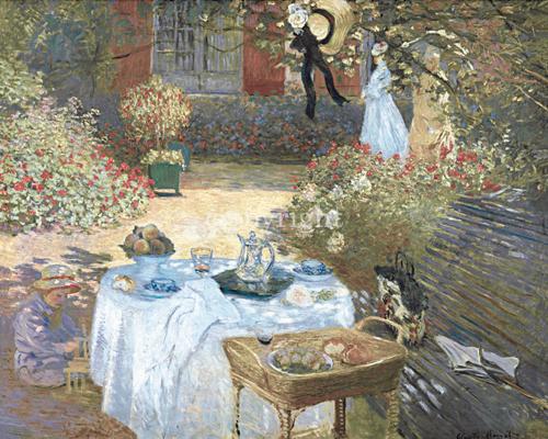Le D�jeuner 1872