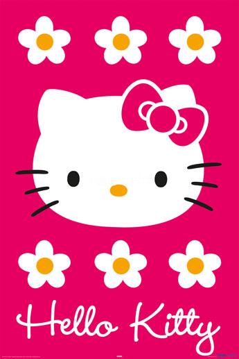 Hello Kitty - magenta