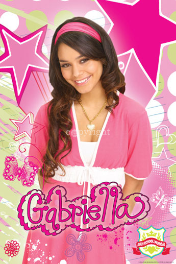 High School Musical - Gabriela