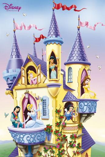 Disney Princess - Castle