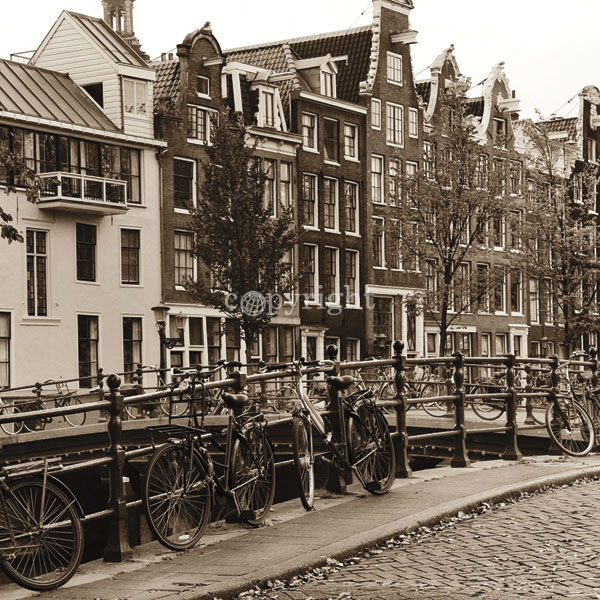 Autumn in Amsterdam I